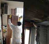 уборка квартиры после возгорания