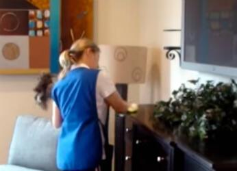 уборка большой квартиры в спб