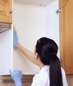 уборка новой квартиры