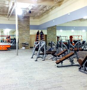 уборка фитнес клубов в спб