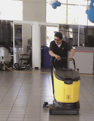 клининговые услуги по уборке магазинов