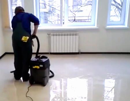 уборка дома после ремонта в спб