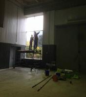уборка склада после ремонта в спб