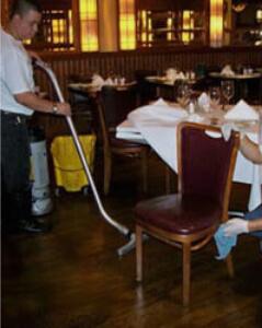 уборка ресторанных комплексов